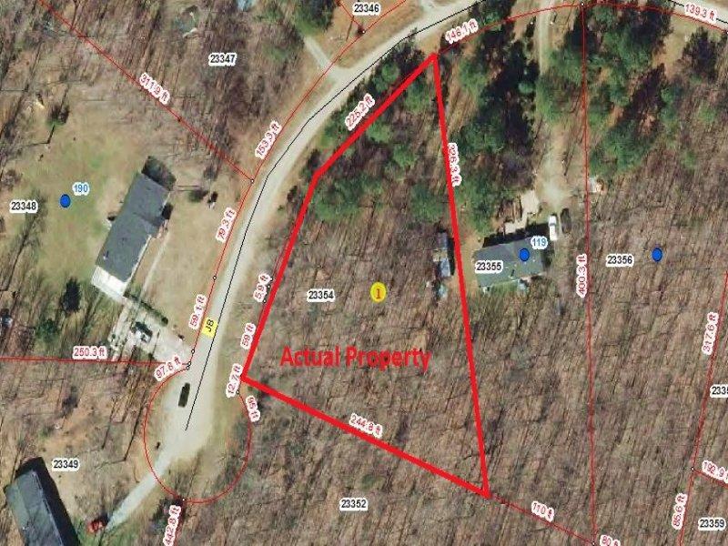 Acreage Land For Sale : Roxboro : Person County : North Carolina