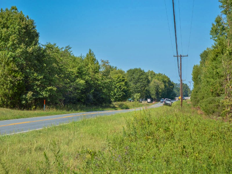 Wooded & Unrestricted Tract : Chesnee : Cherokee County : South Carolina