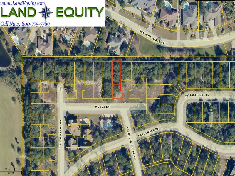 Buildable Lots With Owner Financing : Panama City : Bay County : Florida