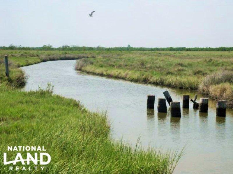 Greens Lake Recreational Land : Hitchcock : Galveston County : Texas