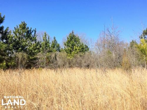 Agricultural & Recreational Land : Pike Road : Montgomery County : Alabama