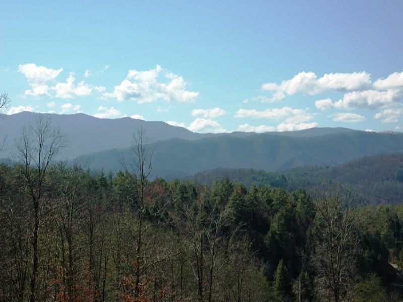 Recreational Mountain Homesite : Sevierville : Sevier County : Tennessee