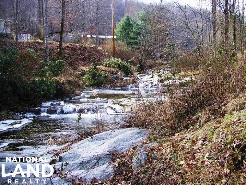 Mountaintop Residential Property : Beech Mountain : Avery County : North Carolina