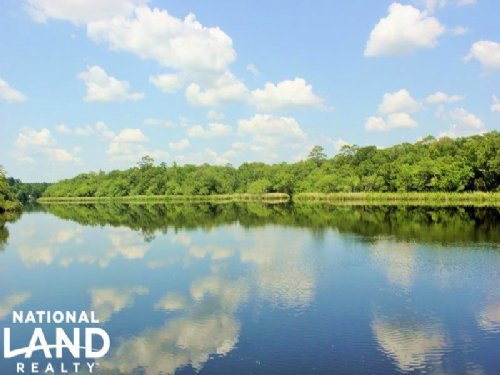 Satilla River Homesite in Woodbine : Woodbine : Camden County : Georgia