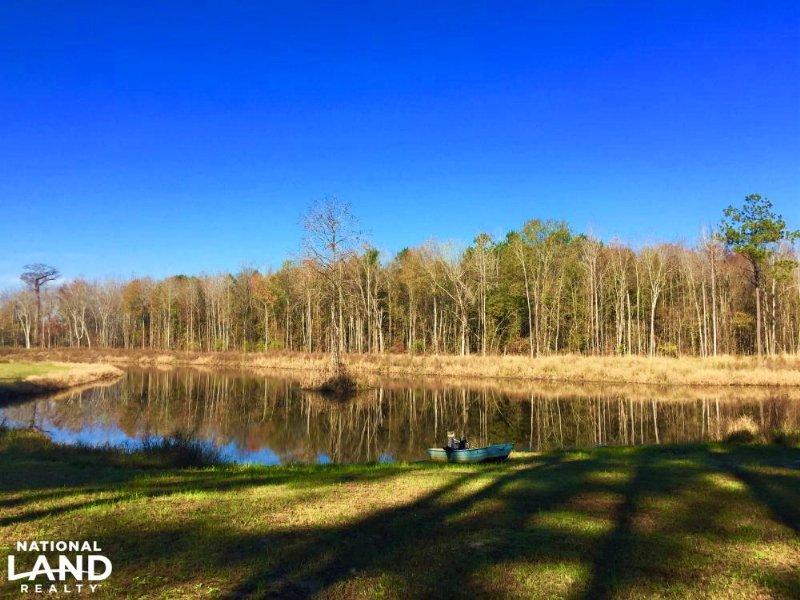 Villacres Recreational Estate : Salters : Williamsburg County : South Carolina