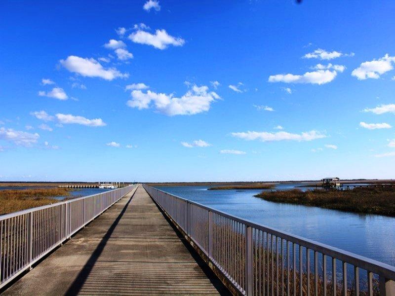 4 Acres Intracoastal Deep Water Acr : Awendaw : Charleston County : South Carolina