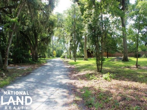 5 Acre Marshfront Homesite : Midway : Liberty County : Georgia