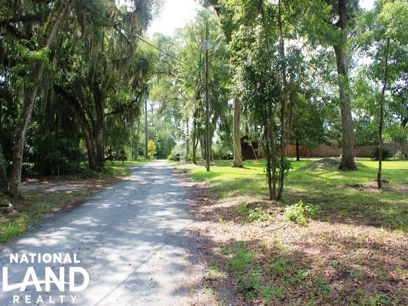 2.49 Acre Marshfront Homesite : Midway : Liberty County : Georgia