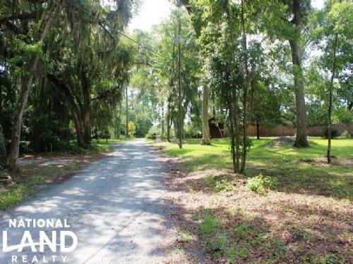 2.52 Acre Marshfront Homesite : Midway : Liberty County : Georgia