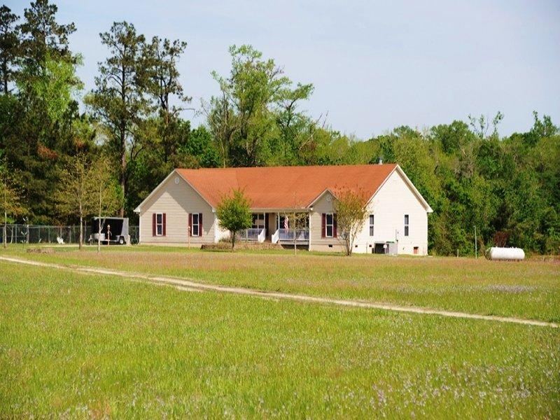 Dillon Equestrian Estate : Fork : Dillon County : South Carolina