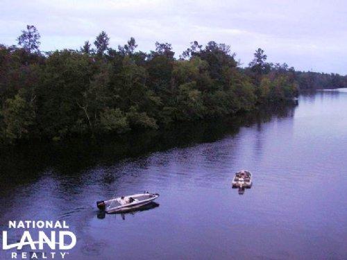 Satilla River Recreational Land : White Oak : Camden County : Georgia
