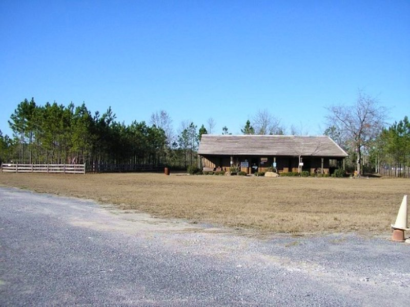 Baxley Commerical Land : Baxley : Appling County : Georgia
