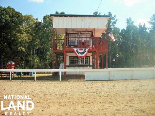 Sweetwater Horse Track : Glenwood : Wheeler County : Georgia