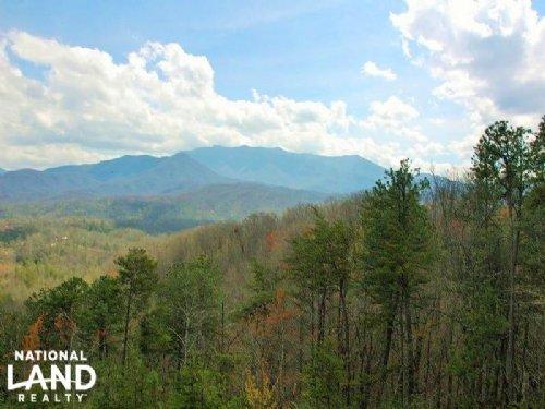 Mountain View Estate Acreage : Gatlinburg : Sevier County : Tennessee