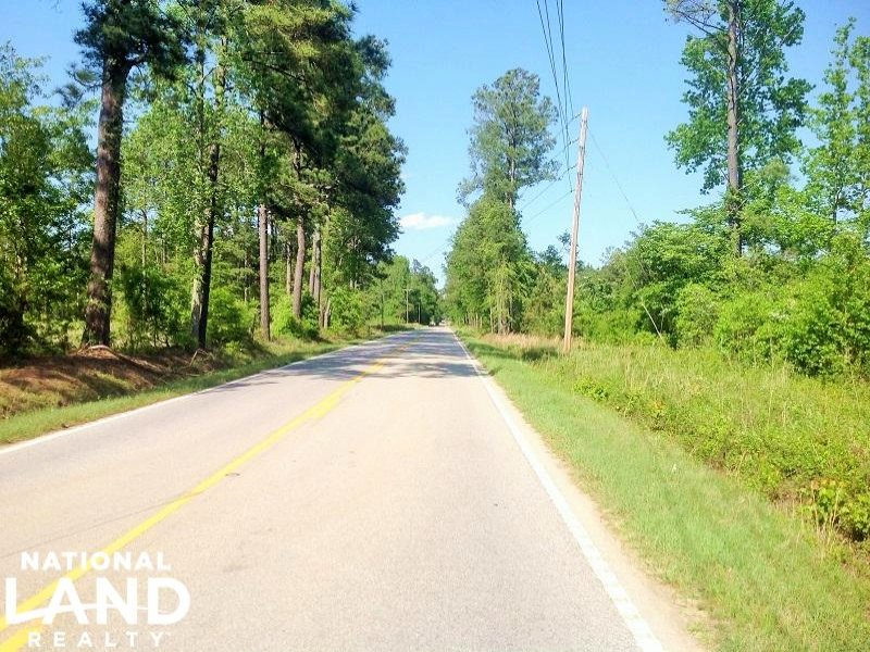 Pinewood Recreational Homesite : Pinewood : Sumter County : South Carolina