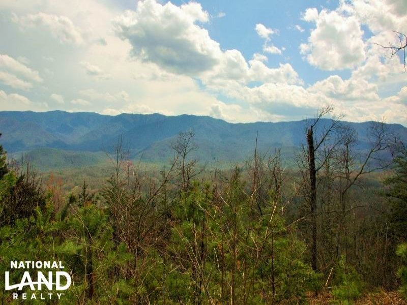Panoramic View Mountain Estate : Cosby : Sevier County : Tennessee
