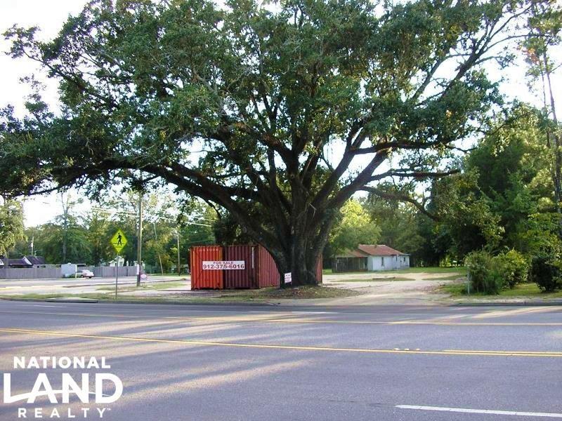 Hazlehurst Commercial Land : Hazlehurst : Jeff Davis County : Georgia