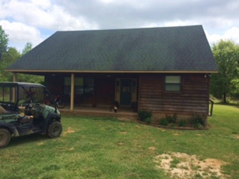Home With Livestock Possibilities : Clopton : Henry County : Alabama