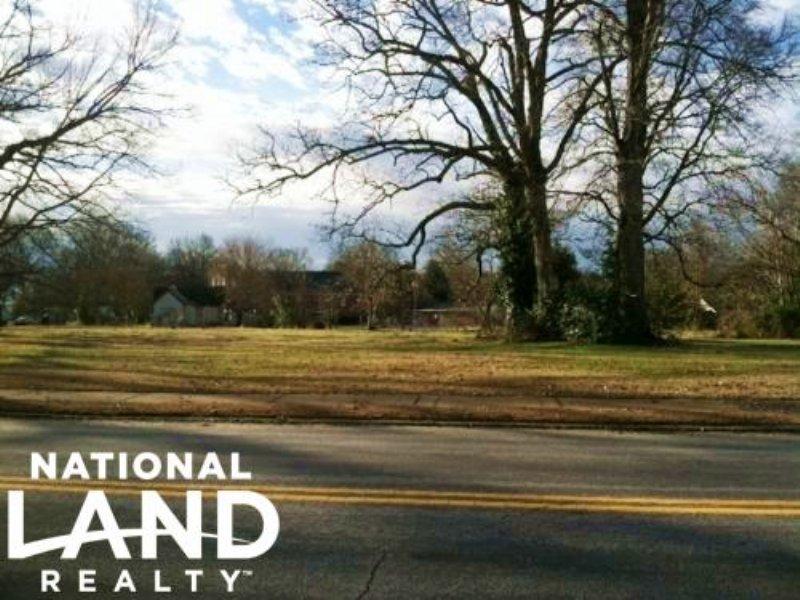 Gaffney Residential/commercial Lot : Gaffney : Cherokee County : South Carolina