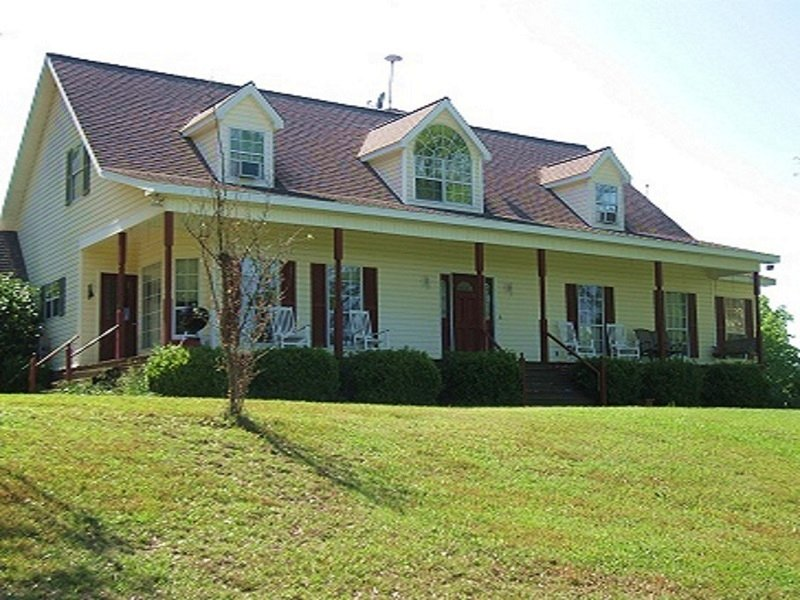 60 Acres With Home & Pond : Abbeville : Henry County : Alabama