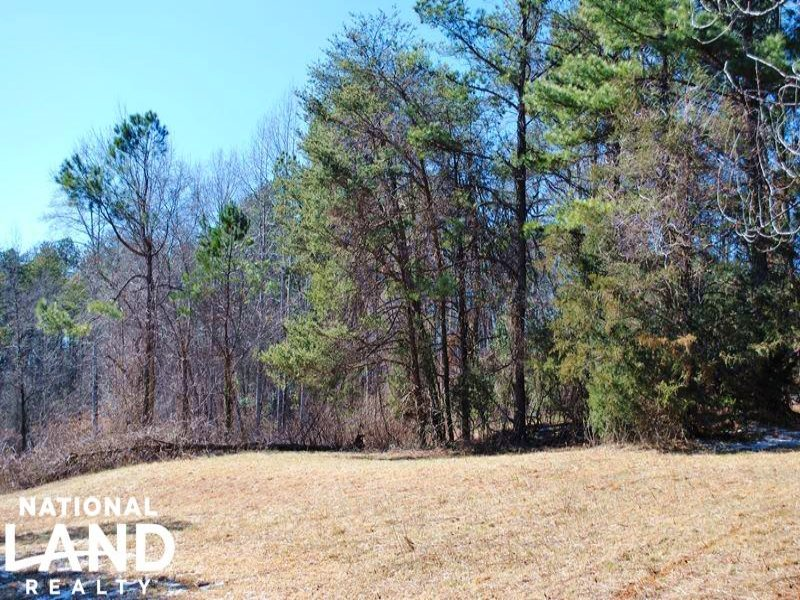 Dacusville Home Site : Easley : Pickens County : South Carolina