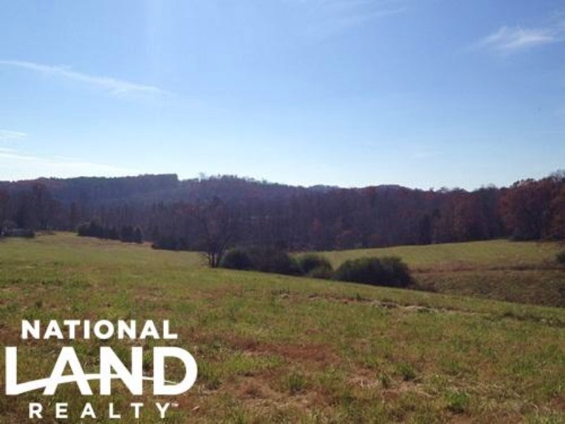 Hunting Retreat & Horse Pasture Wit : Pickens : Pickens County : South Carolina