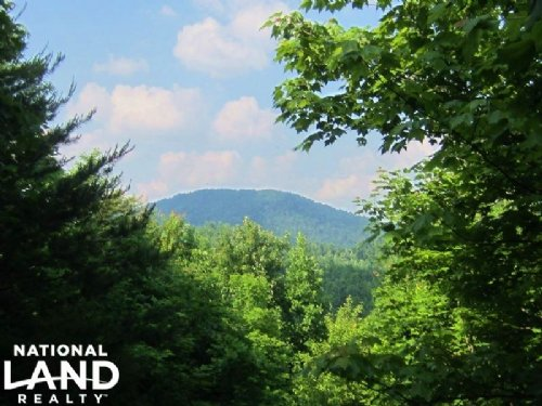 648 Acre Recreational Land With Mou : Union Mills : Rutherford County : North Carolina