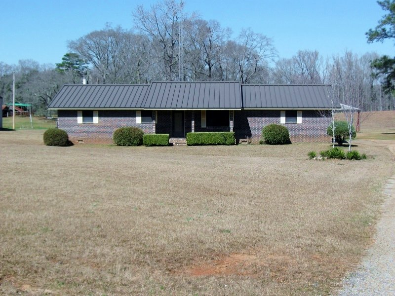 House With Commercial Opportunity : Abbeville : Henry County : Alabama