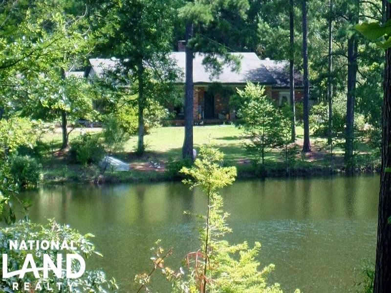 Lakefront Residence : Meridian : Lauderdale County : Mississippi