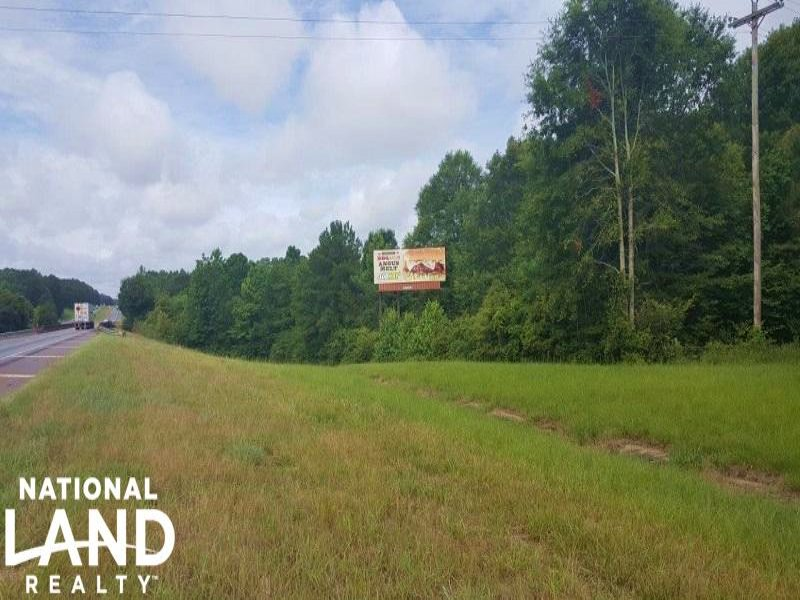 I-65 Hunting Or Commercial Tract : Greenville : Butler County : Alabama