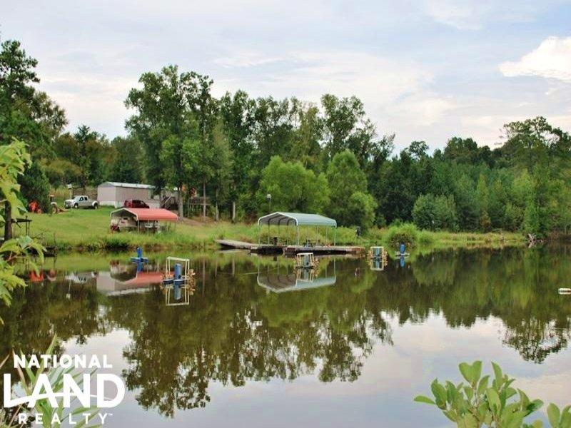 Edgefield Recreational Homesite Wit : Edgefield : Edgefield County : South Carolina