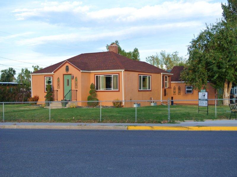 Lander Cottage : Lander : Fremont County : Wyoming