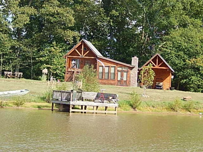 497.00 Acres Fishing Land, Hunting : Lexington : Holmes County : Mississippi