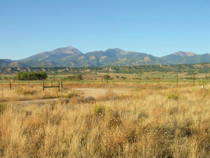7.00 Acres Horse Farm Land, Ranch : Salida : Chaffee County : Colorado
