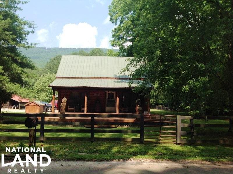Horseshoe-n-ranch : Summerville : Walker County : Georgia