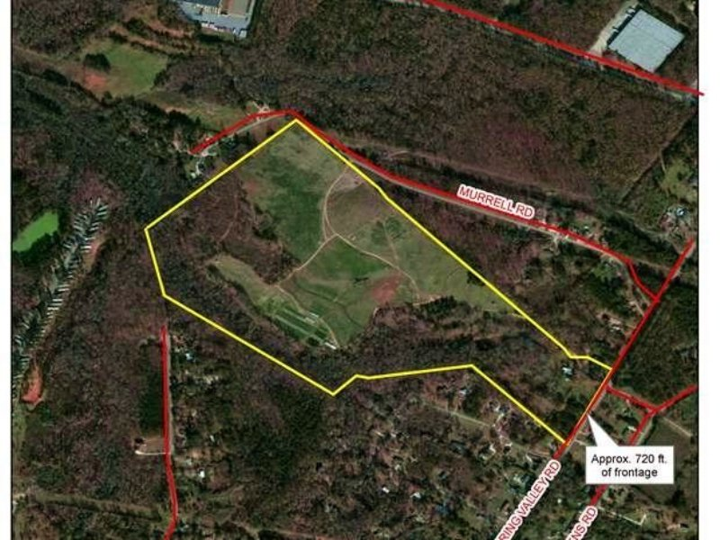 Athens Industrial/commercial Tract : Athens : Clarke County : Georgia