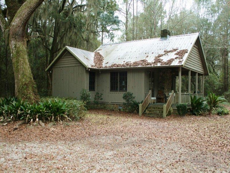 Recreational Hunting Plantation : Woodbine : Camden County : Georgia