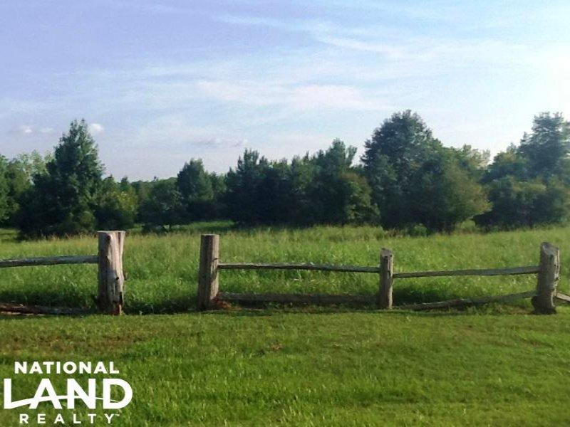 Prairie Bluff Residential Lot : Catherine : Wilcox County : Alabama