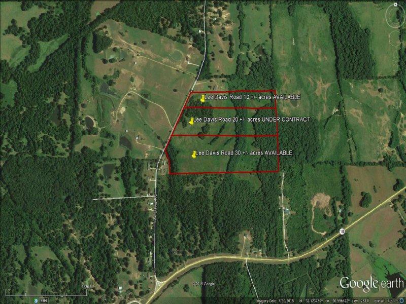Lee Davis Road 10 : Utica : Hinds County : Mississippi