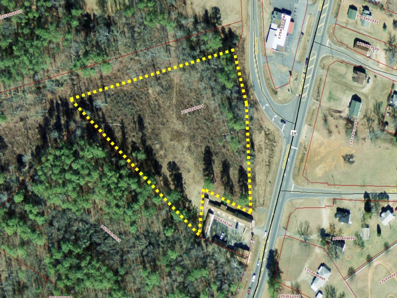 +/- 3.65 Acre Commercial Site : Anderson : Anderson County : South Carolina