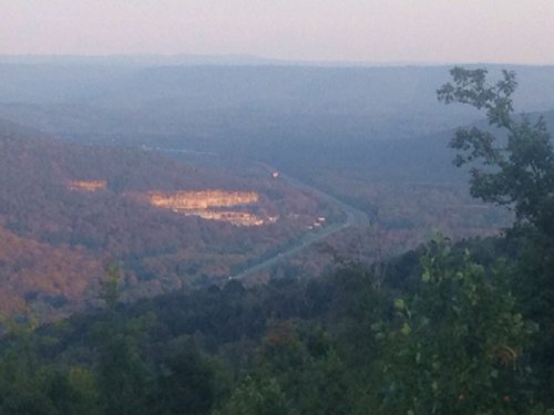 6.99+/- Acres Bluff View Property : South Pittsburg : Marion County : Tennessee