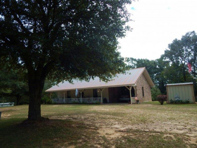 3.00 Acres Recreation Land, Ranch : Franklinton : Washington Parish : Louisiana