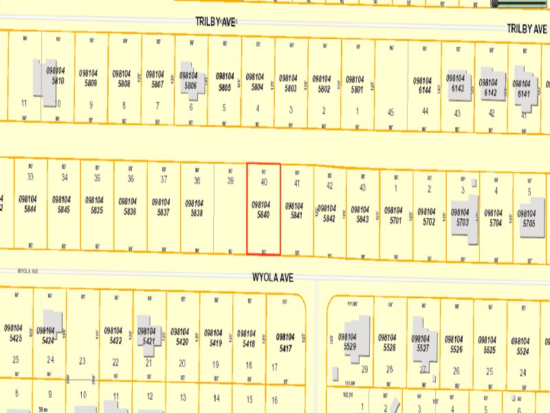 Buildable Land 4 Sale In North Port : North Port : Sarasota County : Florida
