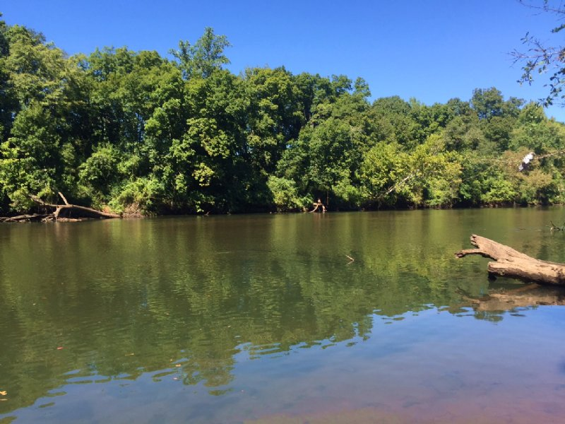 Price Reduced  River Front Tract : Juliette : Monroe County : Georgia