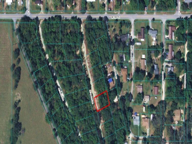 Land 4 Sale Near Lake In Ocklawaha : Ocklawaha : Marion County : Florida