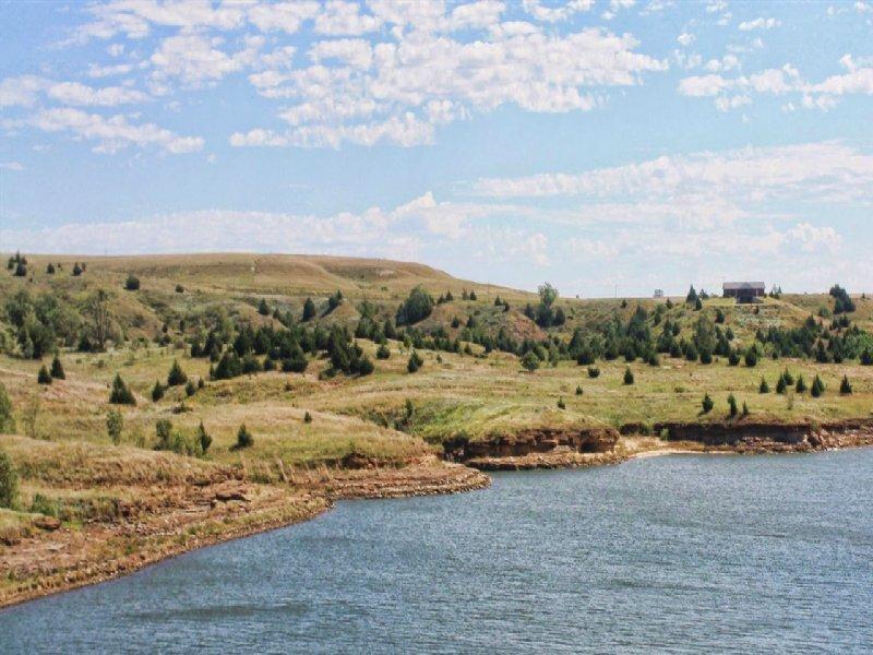 Serenity At Wilson Lake : Sylvan Grove : Lincoln County : Kansas