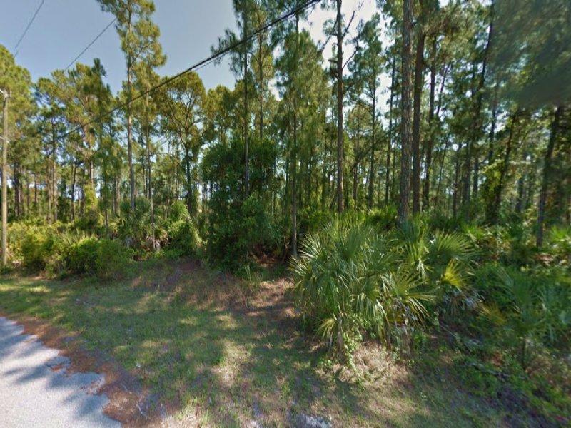 Buildable Lot For Sale : North Port : Sarasota County : Florida