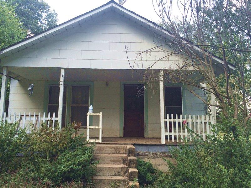 Bull Hill House : Red Oak : Latimer County : Oklahoma