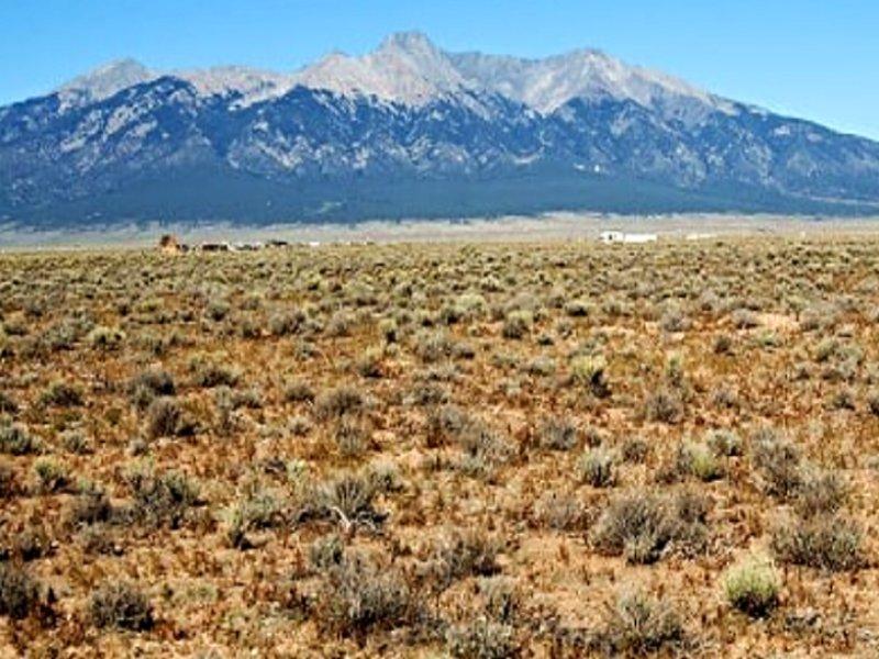 5 Acres Near Mount Blanca And Alamo : Blanca : Costilla County : Colorado