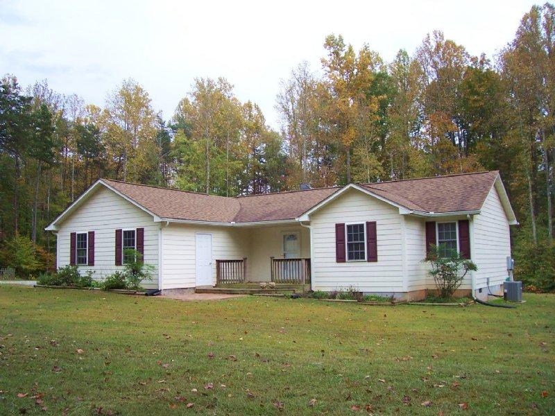 Pretty And Private : Keysville : Charlotte County : Virginia